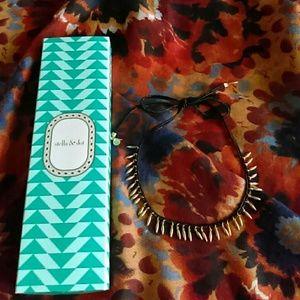 New Stella and Dot Versatile Fringe Necklace